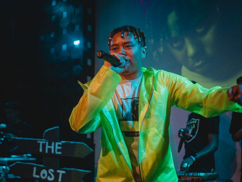 YBN Cordae at SOBs NYC hip hop venue