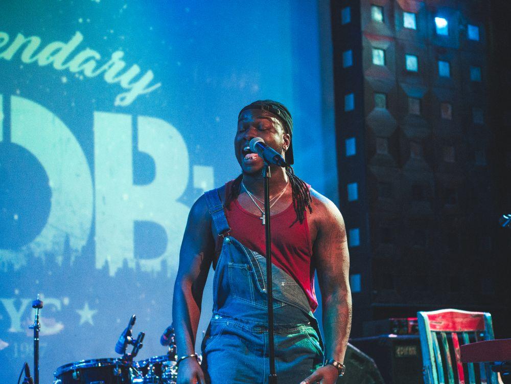 Chris Lee at SOBs NYC