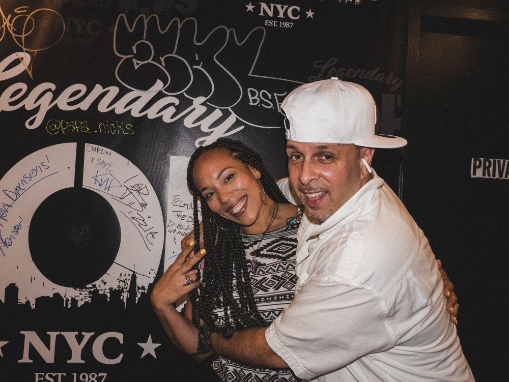 DJ Tony Touch at SOBs NYC