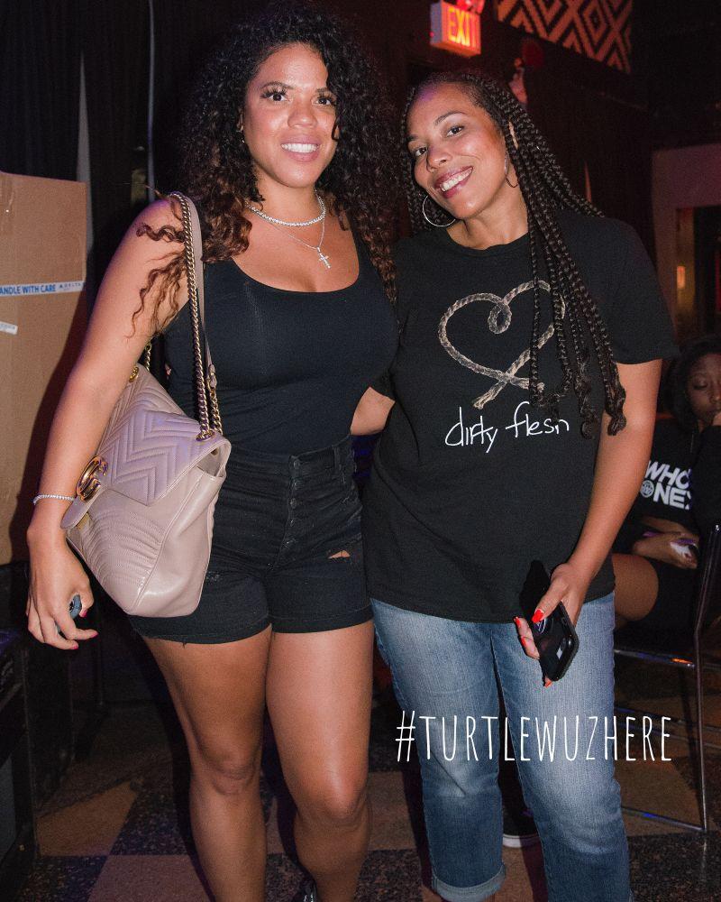 TT Torrez of @Hot 97 Marie-Ann of @SOBsNYC