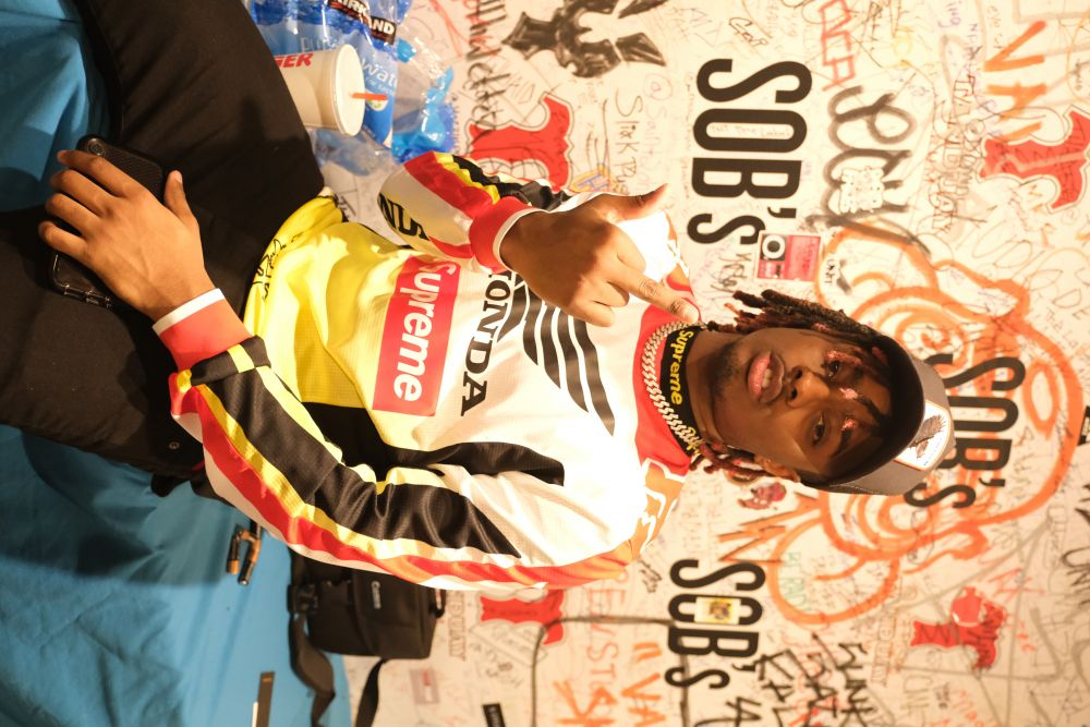 Neek Bucks at SOB's 'Lougotcash'