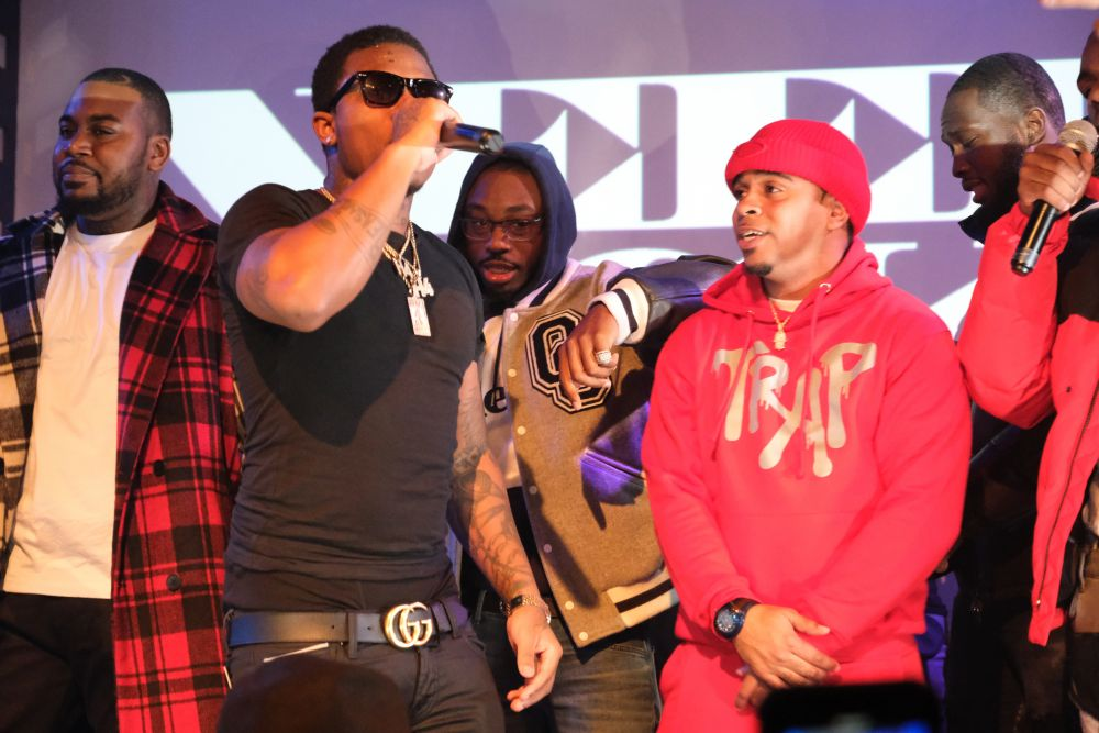 Neek Bucks at SOB's