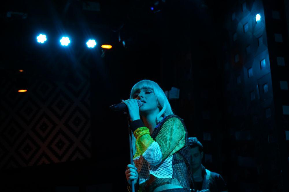 Njomza At NYC HipHop venue SOB's