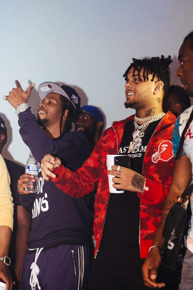 SmokePurpp and Fetty Luciano NYC Hiphop venue SOB's