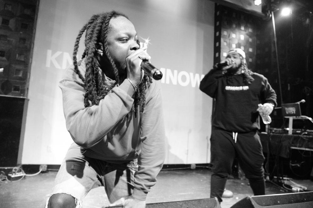 BMI Showcase at NYC Music Venue SOB's