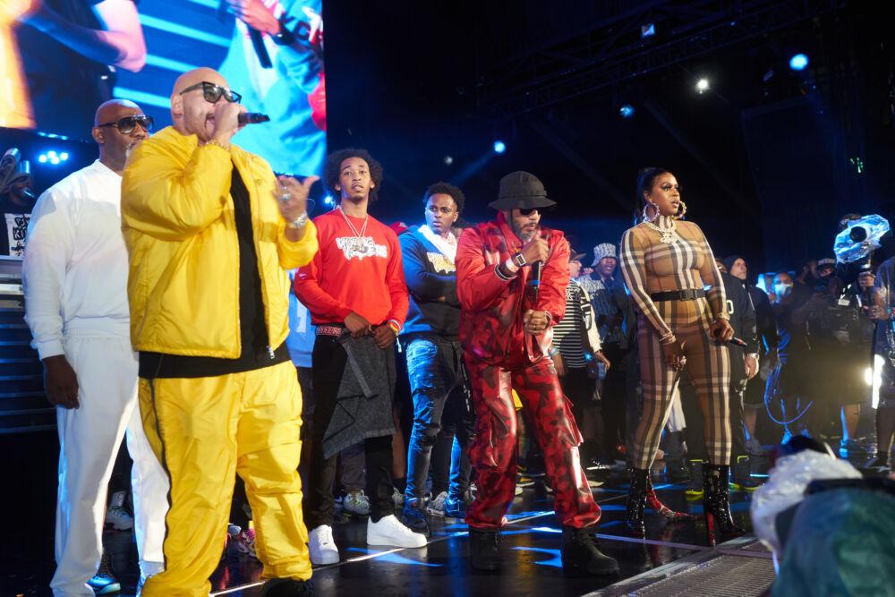 Fat Joe, Swizz & Remy Ma Honor DMX